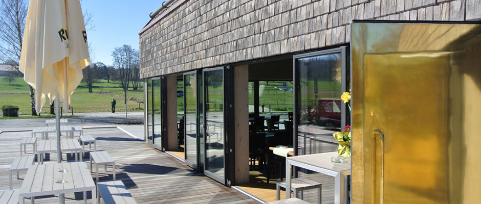 Ufer 39: Terrasse