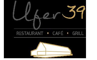 Ufer 39: Restaurant - Café - Grill